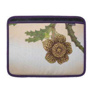 caixa da flor do leopardo capas para MacBook air