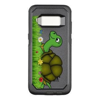 Caixa da galáxia S8 de Samsung da viagem ao Capa OtterBox Commuter Para Samsung Galaxy S8