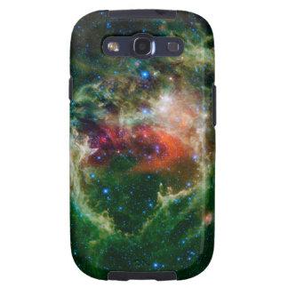 Caixa da galáxia S III do Supernova da alma Capas Personalizadas Samsung Galaxy S3