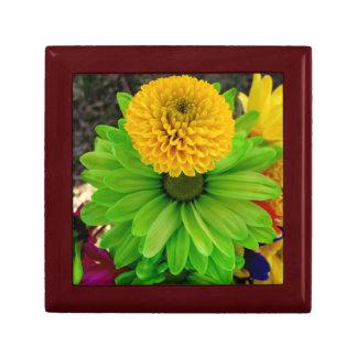 Caixa da lembrança de Fleur Verte Estojo Para Jóia