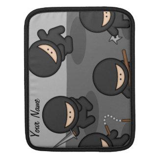 Caixa da luva do iPad de Ninjas Bolsa Para iPad