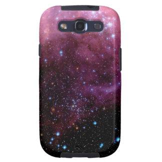 Caixa da nebulosa para a galáxia S Capinha Samsung Galaxy S3
