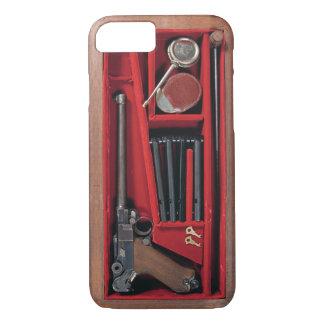 Caixa de arma 001 capa iPhone 7