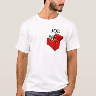 """CAIXA DE FERRAMENTAS """"JOE"""" O MODELO DA CAMISA DO"""
