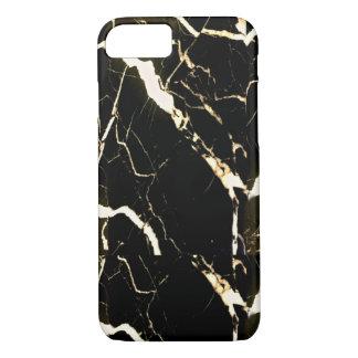 caixa de mármore rachada do gel TPU do caso de Capa iPhone 8/ 7