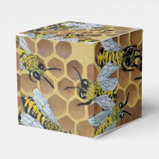 caixa de presente da abelha