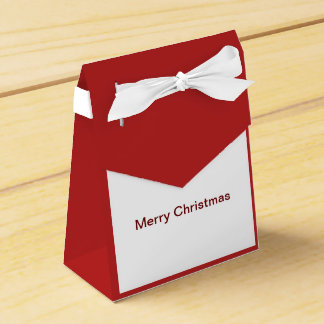 Caixa de presente para seus presentes de Natal