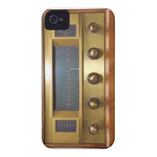 caixa de rádio velha de Blackberry Capa Para iPhone