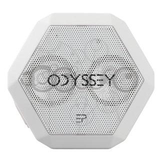 Caixa De Som Branca Com Bluetooth Auto-falante de REX Bluetooth da odisseia do