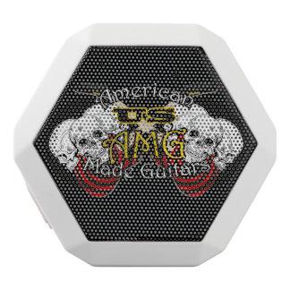 Caixa De Som Branca Com Bluetooth Auto-falante mais fresco por USAMG