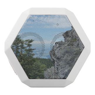 Caixa De Som Branca Com Bluetooth Desfiladeiro de Colômbia/auto-falante montanha do