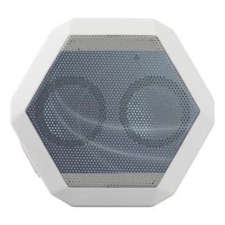 Caixa De Som Branca Com Bluetooth Eletrônicos e tecnologia para qualquer um