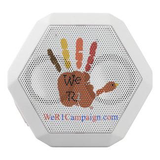 Caixa De Som Branca Com Bluetooth Nós auto-falante de Bluetooth da mão da acção de