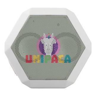 Caixa De Som Branca Com Bluetooth Unicórnio Unipaca Z4srx da alpaca