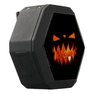 Caixa De Som Preta Com Bluetooth Abóbora do Dia das Bruxas