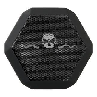 Caixa De Som Preta Com Bluetooth Auto-falante da caixa de crescimento do crânio do
