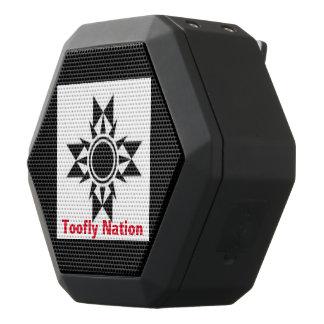Caixa De Som Preta Com Bluetooth Auto-falante da nação de Toofly