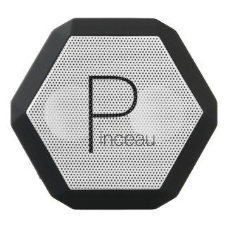 Caixa De Som Preta Com Bluetooth Auto-falante de Pinceau