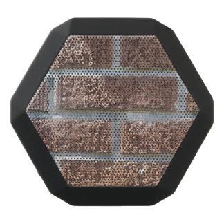 Caixa De Som Preta Com Bluetooth Bata os tijolos