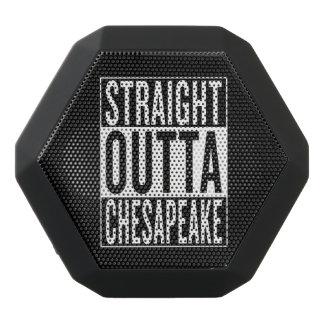 Caixa De Som Preta Com Bluetooth Chesapeake reto do outta