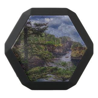 Caixa De Som Preta Com Bluetooth elogio olímpico do cabo da península do nascer do