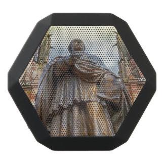 Caixa De Som Preta Com Bluetooth Estátua de Charles-Emile Freppel, Obernai, France