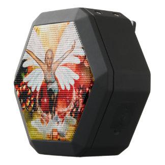 Caixa De Som Preta Com Bluetooth Fada maravilhosa com cisne