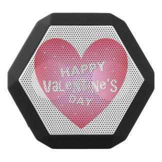Caixa De Som Preta Com Bluetooth Feliz dia dos namorados