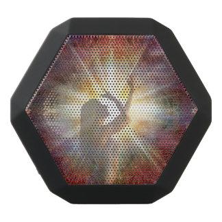 Caixa De Som Preta Com Bluetooth Horizonte do vermelho de H058 Jacqui