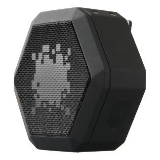 Caixa De Som Preta Com Bluetooth Jogo sobre! Boombox escuro