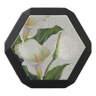Caixa De Som Preta Com Bluetooth Lírios de Calla bonitos
