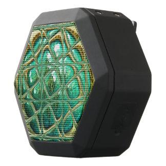 Caixa De Som Preta Com Bluetooth Olho do lagarto