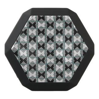 Caixa De Som Preta Com Bluetooth Pedia/REX feito sob encomenda de Boombot, preto