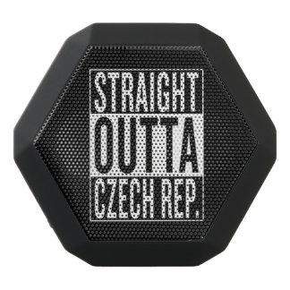 Caixa De Som Preta Com Bluetooth república checa do outta reto