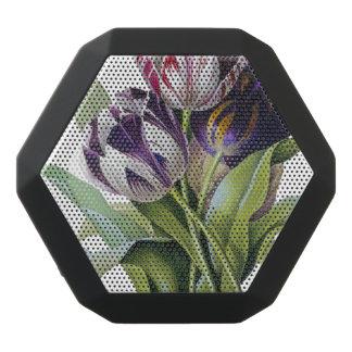Caixa De Som Preta Com Bluetooth Trio das tulipas