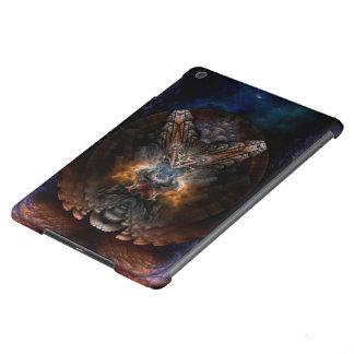 Caixa do ar do iPad da arte do Fractal de Capa Para iPad Air