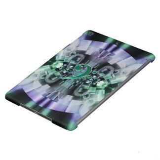 Caixa do ar do iPad da música do Clef baixo do Capa Para iPad Air