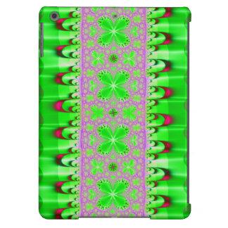 Caixa do ar do iPad da tapeçaria da borboleta Capa Para iPad Air