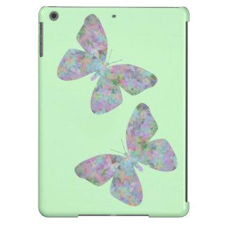 caixa do ar do iPad do céu da borboleta Capa Para iPad Air