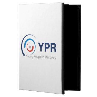 Caixa do ar do iPad do logotipo de YPR