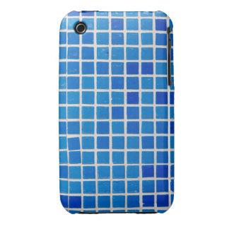 caixa do azulejo do banheiro capa para iPhone 3