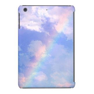 Caixa do céu do arco-íris capa para iPad mini retina