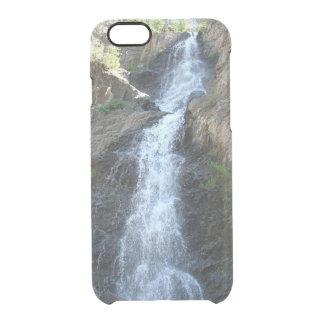 Caixa do defletor da Cachoeira-iPhone 6/6s Capa Para iPhone 6/6S Clear
