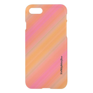 Caixa do defletor de HAMbWG 6/6s Clearly™ - design Capa iPhone 8/7