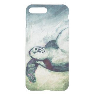 Caixa do defletor do mar Turtle-iPhone7 do vôo Capa iPhone 7 Plus
