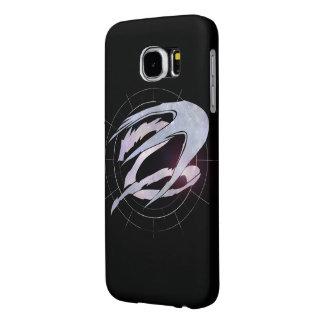 Caixa do dragão S6 do espaço Capa Para Samsung Galaxy S6