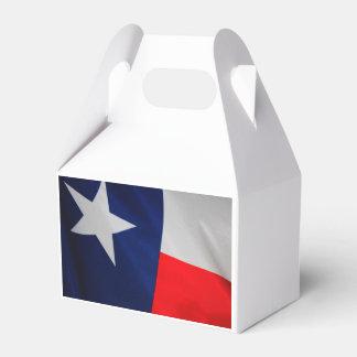 Caixa do favor da bandeira do estado de Texas