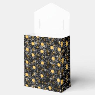 Caixa do favor da flor da margarida