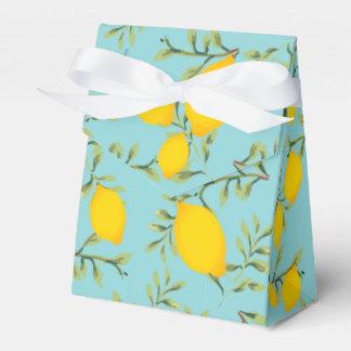 Caixa do favor de partido da árvore de limão