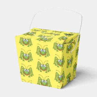 Caixa do favor de partido do gafanhoto